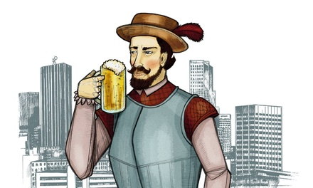 $21 for General Admission to The Ponce de Leon Beer Fest on Saturday, November 15 ($35 Value)