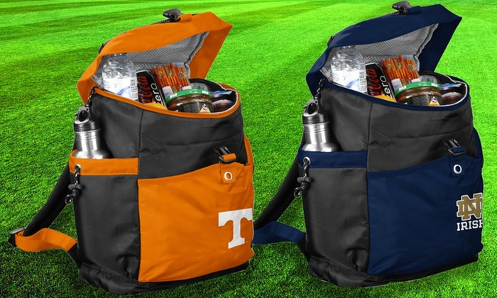 NCAA Backpack Cooler: NCAA Backpack Cooler. Multiple Designs Available. Free Shipping and Returns.