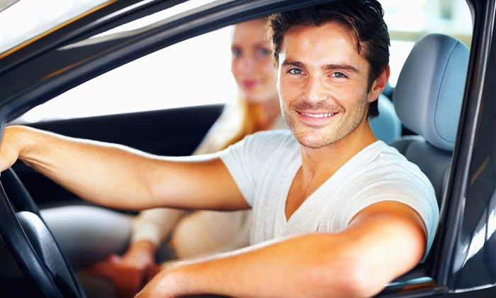 Signature Rent A Car - Wood Farms: Three- or Seven-Day Compact-Car Rental from Signature Rent A Car (Up to 54% Off)
