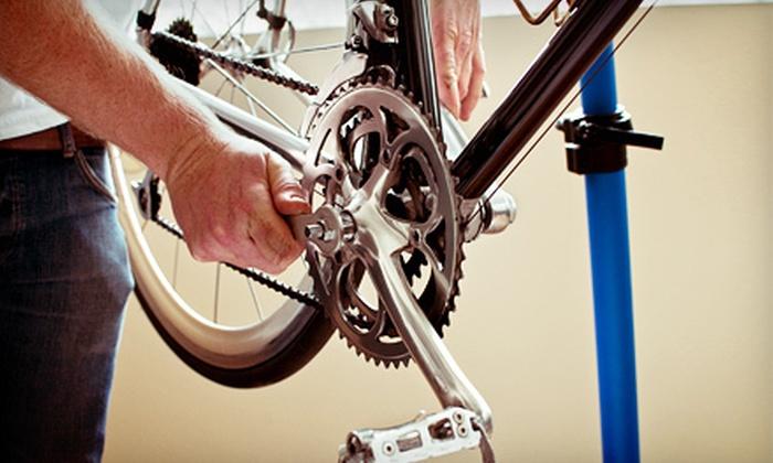 Aberdeen Bike & Outdoors - Chelsea: $30 for a Standard Bike Tune-Up at Aberdeen Bike & Outdoors ($60 Value)