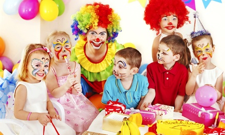 Fiesta de cumpleaños con merienda para 12 o 17 niños desde 44,95 € en Tximeleta