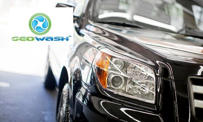Headlight Restoration for One ($49) or Two Cars ($95) at Geowash Joondalup (Up to $200 Value)