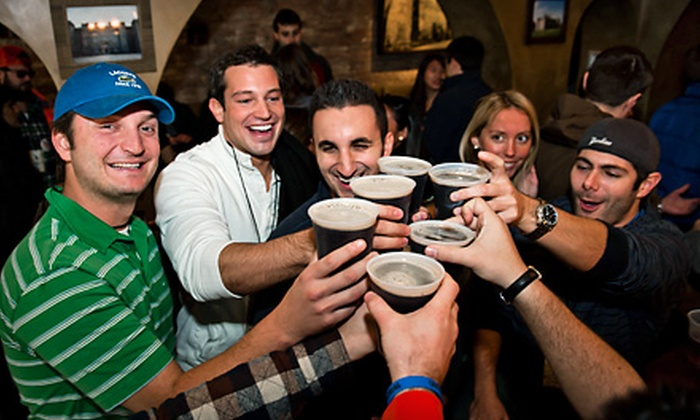 DC Beerathon - Black Jack: $55 for Early Admission to DC Beerathon on Saturday, November 9 ($85 Value)