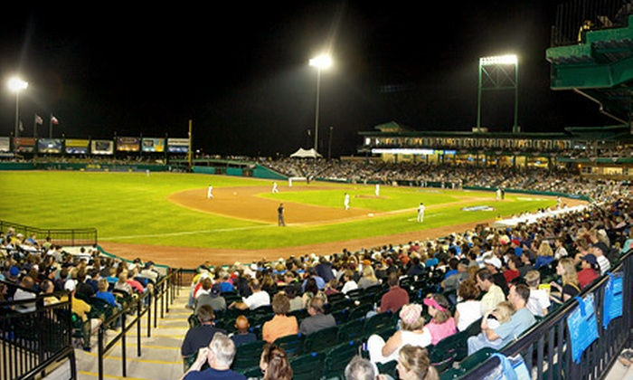 Sugar Land Skeeters - Houston: Sugar Land Skeeters Baseball-Game Package for Two or Four at Constellation Field on August 27 or 28 (Half Off)
