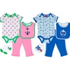 IZOD Infant 4-Piece Deluxe Clothing Sets