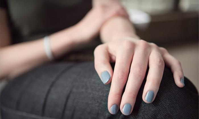 NailsByZakia - Wyoming: Shellac Manicure with Optional Shellac Pedicure at NailsByZakia (Up to 52% Off)