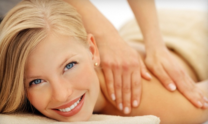 Inner Wisdom Wellness Center - Merriam: Peppermint or Standard Aromatherapy Massage and Foot Scrub at Inner Wisdom Wellness Center (58% Off)