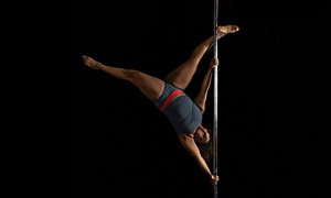 Pole Pressure Woodbridge: 3-, 5-, or 10-Class Pole Dance Package at Pole Pressure Woodbridge (Up to 68% Off)