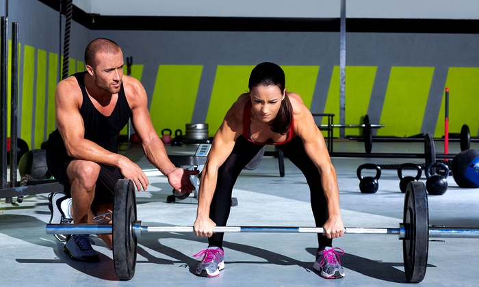 Karved Bodies Fitness - Upper Falls: Two, Four, or Six 60-Minute Personal-Training Sessions from Karved Bodies Fitness (Up to 67% Off)