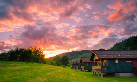 Perthshire: 2, 3 or 4 Nights for Two or Four at Logierait Lodges