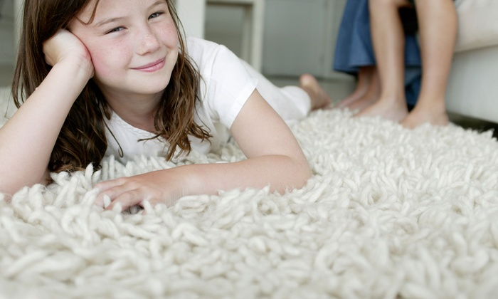 A Plus Carpet Cleaners - Memphis: Carpet Cleaning for Three or Five Rooms from A Plus Carpet Cleaners (51% Off)