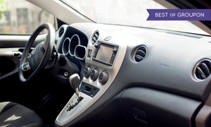 Car Clinic Auto Salon: Platinum Full Detail or One-Year Platinum Detail Membership at Car Clinic Auto Salon (Up to 63% Off)