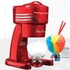 Nostalgia Retro Series Snow Cone and Electric Shaved Ice Machine