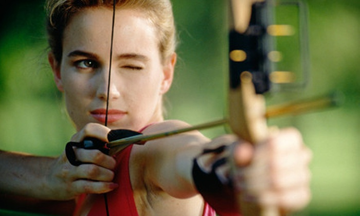 Victory Archers - Rosebank: Archery Lesson for One or Two with Rental Equipment and Range Time at Victory Archers (Up to 53% Off)