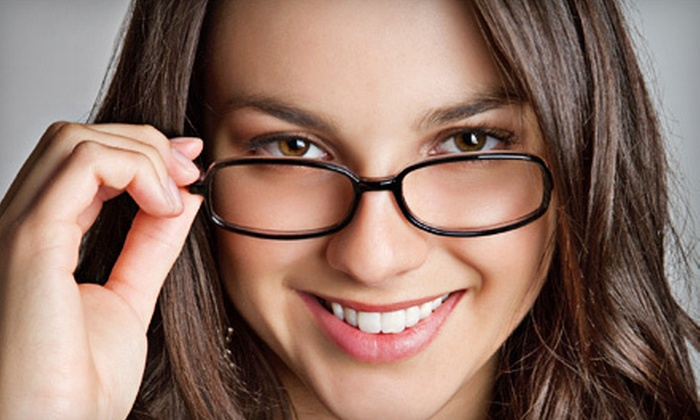 Sterling Optical - Multiple Locations: $30 for $100 Toward a Pair of Eyeglasses Plus a Complimentary Second Pair at Sterling Optical