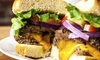 Fourth Ward Grill - Capitol Gateway: Burgers and Classic American Cooking at Fourth Ward Grill (Up to 50% Off). Two Options Available.