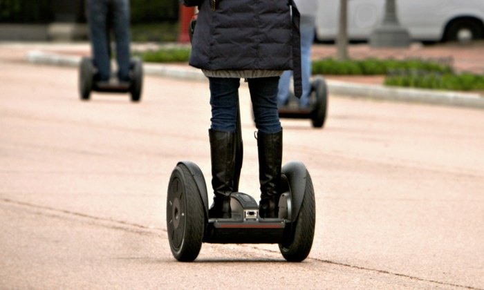 MobileManCave.net - Stubbs-Stewart: $89 for a 24-Hour Segway Rental for Two from MobileManCave.net ($200 Value)