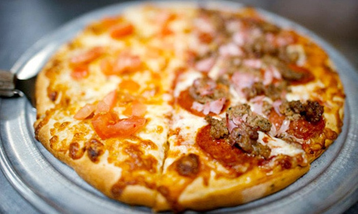 Steel City Pizza Company - Multiple Locations: $5 for $10 Worth of Casual Cuisine at Steel City Pizza Company