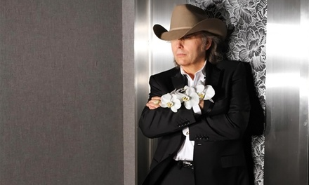 Dwight Yoakam at Arena Theatre on Friday, November 28, at 9 p.m. (Up to 36% Off)