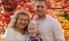 Magan Konoski Photography - Lansing: $59 for a Photo-Shoot Package for Up to Five with Holiday Greeting Cards from Magan Konoski Photography ($171.77 Value)