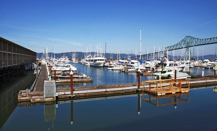 Groupon Deal: 1- or 2-Night Stay with Museum Passes at Astoria Riverwalk Inn in Astoria, OR