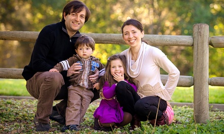 $61 for a Family, Newborn, or Engagement Photo-Shoot Package with Prints from YtyPhoto ($320 Value)