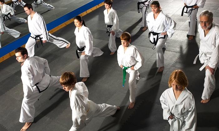 Cincinnati TaeKwonDo Academy - Silverton: $44 for a Four-Week Tae Kwon Do Package with Uniform at Cincinnati TaeKwonDo Academy (Up to $284 Value)