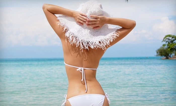 Sunrise Laser & Hormone Institute - Multiple Locations: Two or Four EuroSculpt Lipo Laser Slimming Treatments at Sunrise Laser & Hormone Institute (Up to 79% Off)