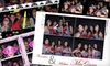 Pink Shutter: Photo-Booth-Rental Packages from Pink Shutter Photobooths (Up to 53% Off). Three Options Available.