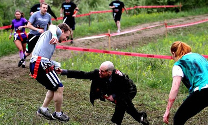 Zombie Run Omaha - Crescent: $45 for 5K Entry for One to Zombie Run Omaha on Saturday, October 26 ($90 Value)