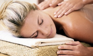 MassageMG: One or Three 50-Minute Massages with Aromatherapy or Hot Stones at MassageMG (Up to 50% Off)