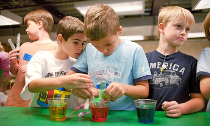 Austin Children's Museum - Downtown: Austin Children's Museum Visit for Two, Four, or Six (Up to 54% Off)