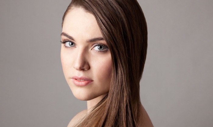 Sarah Courchaine at Capelli Society Salon - Camelback East: Brazilian Blowout with Option for Haircut from Sarah Courchaine at Capelli Society Salon (Up to 72% Off)
