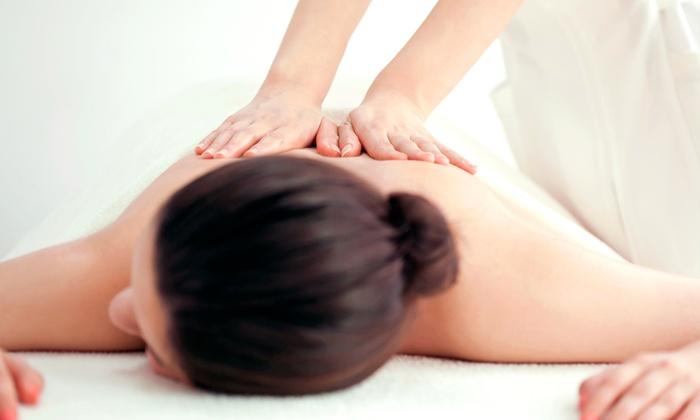 J Salon & Spa - Deerfield: 60- or 90-Minute Swedish Massage at J Salon & Spa (Up to 58% Off)