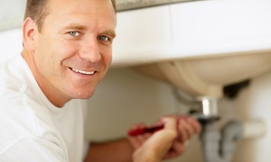 Leedway Plumbing: Basic Drain Cleaning or $99 for $200 Worth of Plumbing Services from Leedway Plumbing