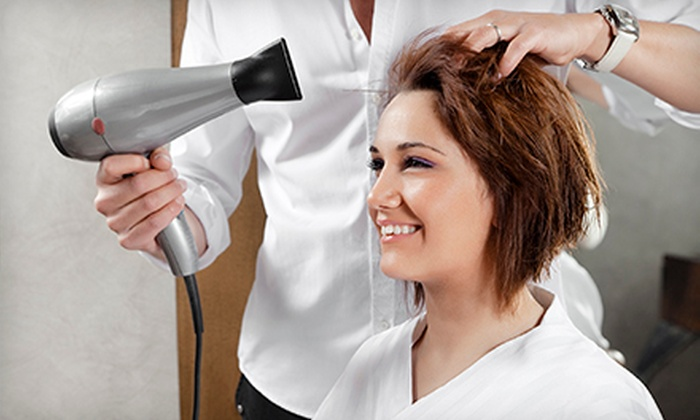 Harley at Cannon Hill Salon - Downtown Tulsa: $38 for $76 Worth of Haircuts at Harley at Cannon Hill Salon