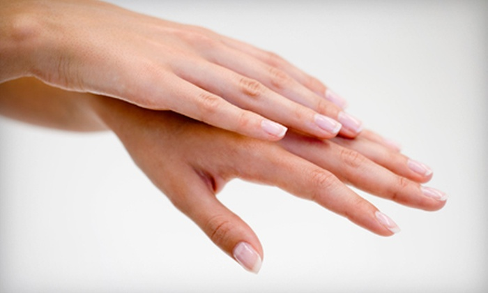 Adorn Salon - OLD PORT: $14 for a Manicure at Adorn Salon ($28 Value)