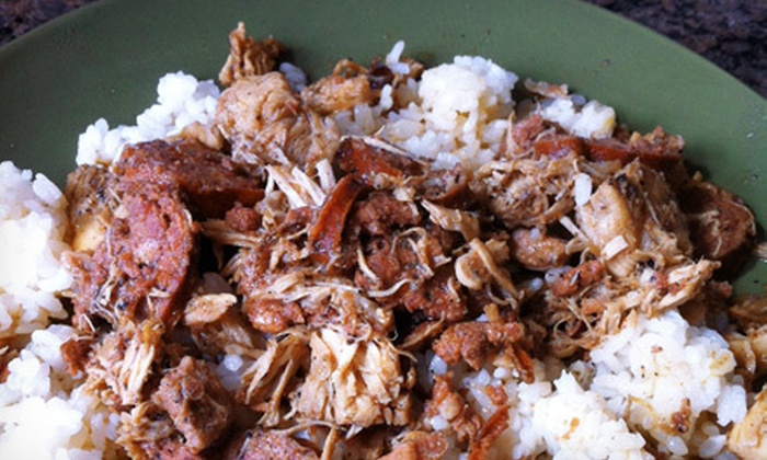 A Cajun Life - Damascus: $8 for $16 Worth of Cajun Food at A Cajun Life