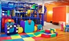 The Play Place - Valhalla: 5 or 10 Kids' Indoor-Playground Visits at The Play Place (Up to 55% Off)