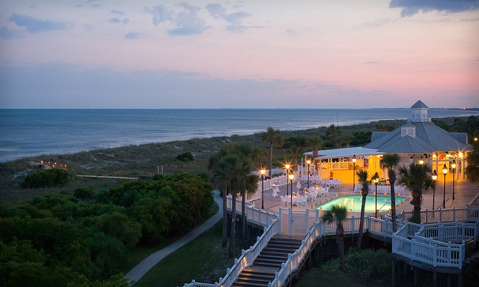 Wild Dunes Resort - Isle of Palms, SC: Two-Night Stay at The Boardwalk Inn or The Village at Wild Dunes from Wild Dunes Resort in Greater Charleston