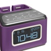 HMDX JAM ZZZ Bluetooth Alarm Clock with USB Charging