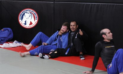 image for Up to 84% Off Brazilian Jiu Jitsu <strong>Classes</strong> at California Mixed Martial Arts and <strong>Fitness</strong>