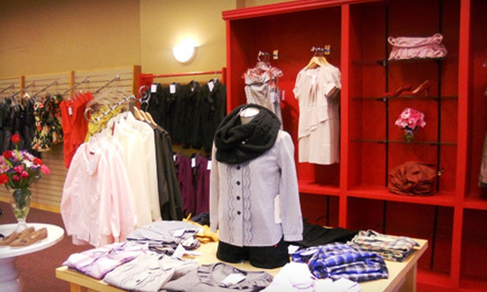 Red Hue Boutique - Rockville: $25 for $50 Worth of Women's Clothing at Red Hue Boutique in Rockville