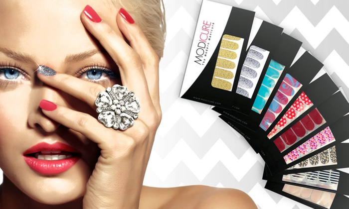 Modicure Nail Wraps | Groupon Goods