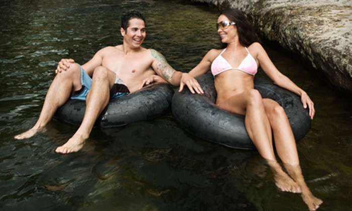 James River Float Company - White Rock Hill: Weekday or Weekend Tubing Trips for Two, or Weekday Kayak Trip for Two from James River Float Company (Up to 57% Off)