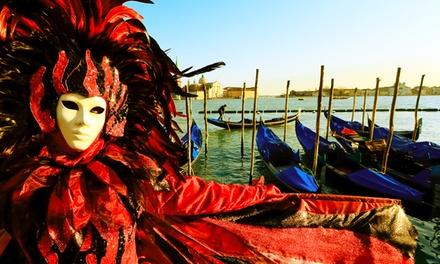 Venezia: fino a 5 notti con colazione, Casinò e massaggio