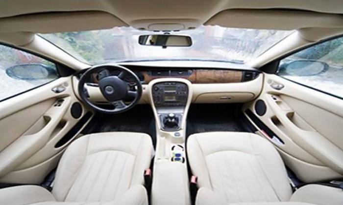 Positivity Mobile Detailing - Hyattsville: $59 for an Interior and Exterior Auto Detail at Positivity Mobile Detailing ($125 Value)