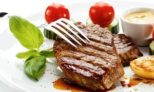 Santa Fe Cattle Co: $12 for $20 Worth of Steakhouse Cuisine at Santa Fe Cattle Co