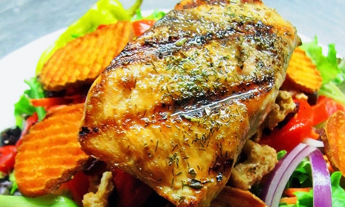 Olives Greek Taverna - Pittsford: Greek Cuisine at Olive's Greek Taverna (Up to $40% Off). Two Options Available.