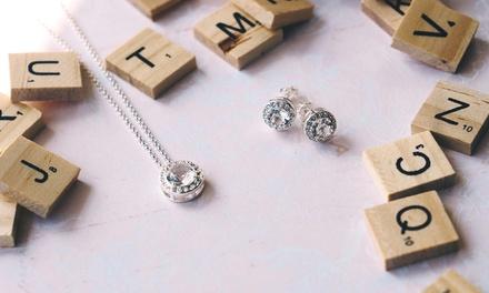 Philip Jones Halo Jewellery with Crystals From Swarovski®